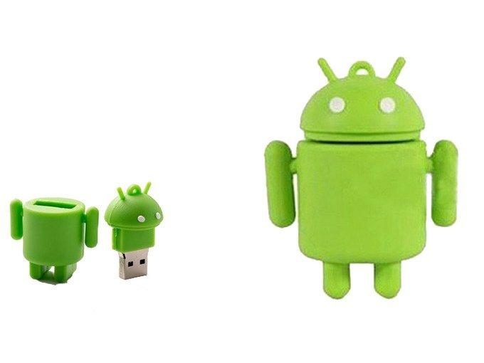 PENDRIVE ANDROID SYSTEM PAMIĘĆ FLASH USB 8GB