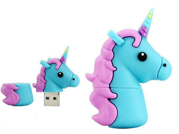 PENDRIVE JEDNOROŻEC USB UNICORN Wysyłka 24h 16GB