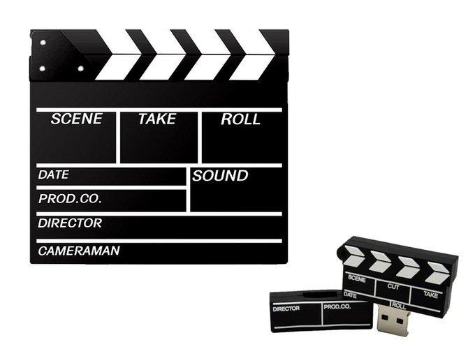 PENDRIVE KLAPS Filmowy USB Wysyłka 24h Flash 32GB