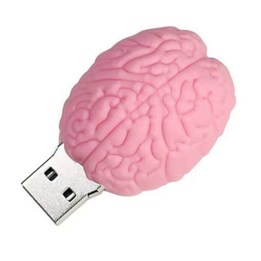 PENDRIVE MÓZG Róż Operacja Rozum Głowa USB 32GB