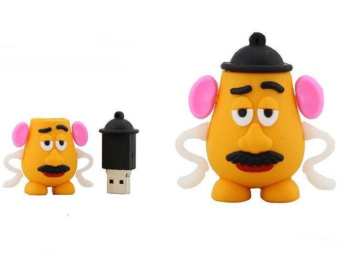 PENDRIVE PAN Bulwa Toy Story BAJKA Flash USB 8GB