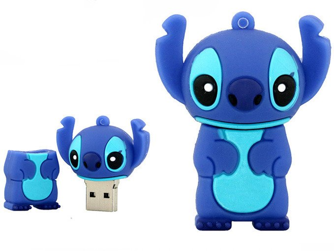 PENDRIVE STITCH Lilo & Stitch USB Flash PAMIĘĆ 8GB