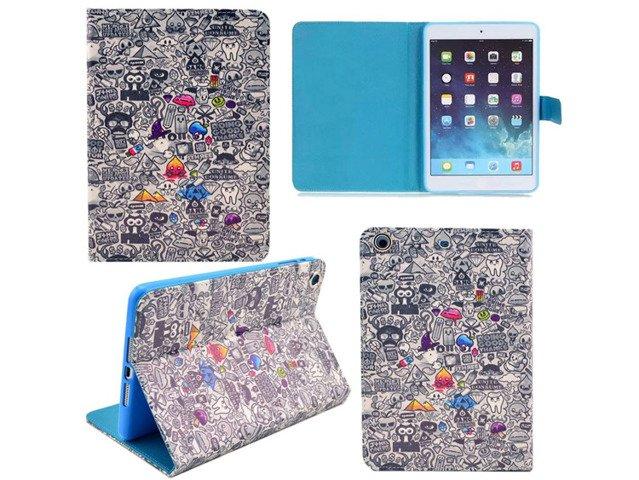 ETUI Case Obudowa FUTERAŁ iPad 2 3 4 KOMIKSOWY