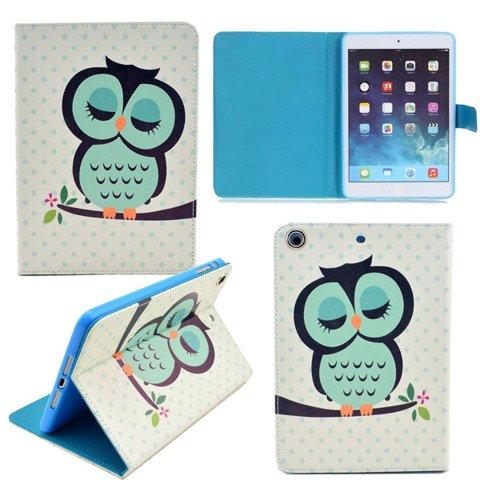 ETUI POKROWIEC Case Obudowa Futerał iPad Air2 SOWA