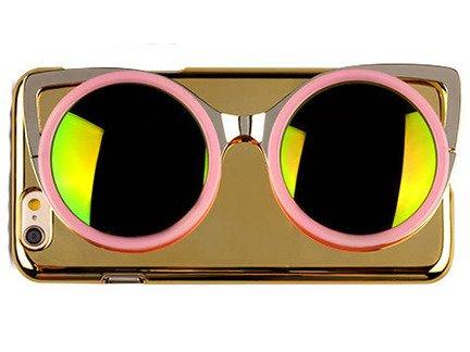 Etui Case Futerał iPhone 6/6s Okulary Retro CXXEL