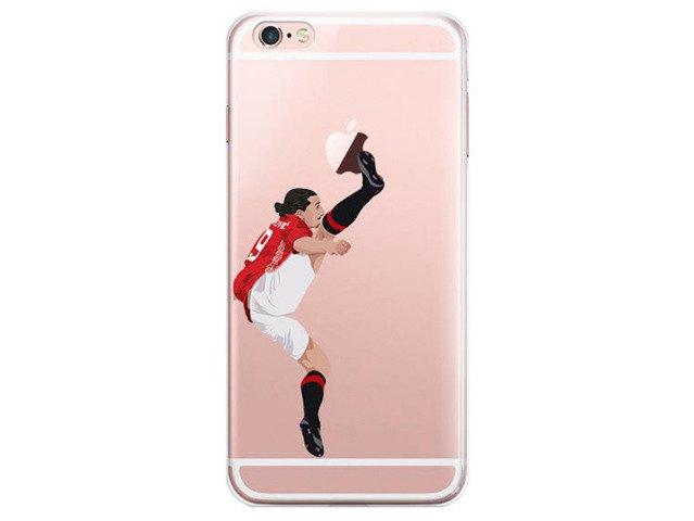 Etui Case Silikon iPhone5/5s/SE Zlatan Ibrahimovic