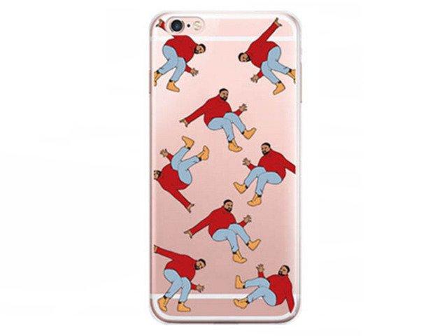 Etui Obudowa Case Silikon iPhone 6/6s Drake