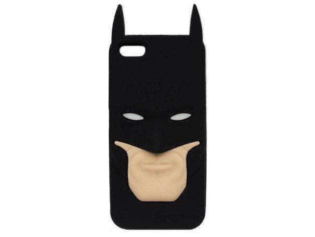 Etui Obudowa Futerał iPhone 6/6s Twarz Batmana