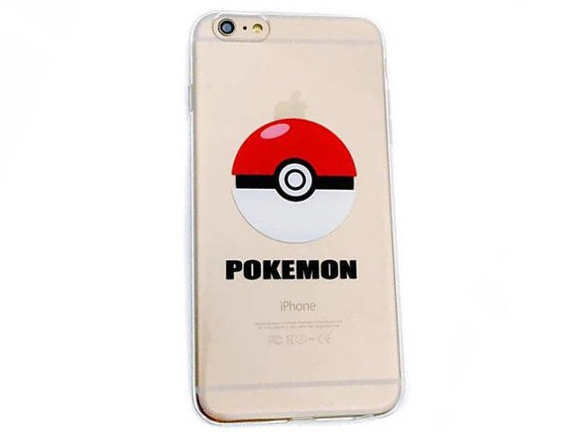 Futerał Etui iPhone 6/6S Case Pokemon POKEBALL