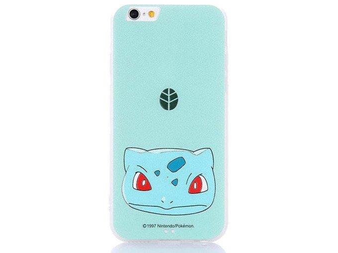 Futerał iPhone 5/5s/SE Case Pokemon GO Bulbasaur