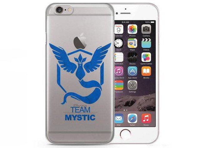 Futerał iPhone 6/6S PLUS Case Pokemon Team MYSTIC