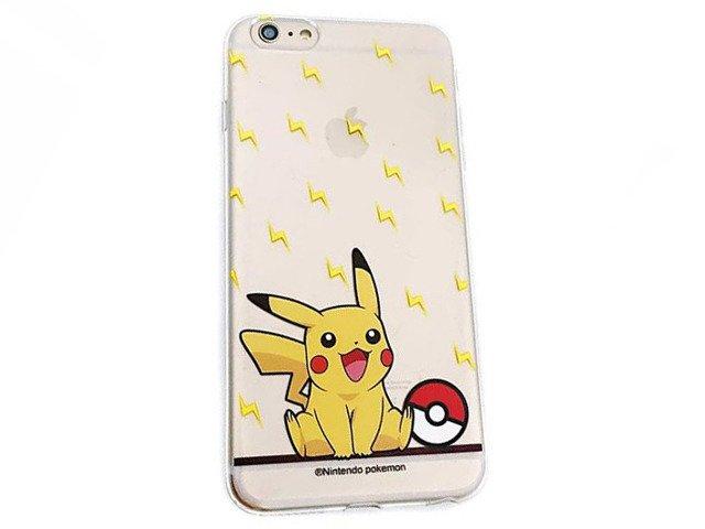 Futerał iPhone 6/6s ETUI Case Pokemon POKEMON GO