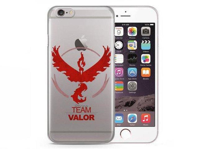 Futerał iPhone 6/6s PLUS Case Pokemon Team VALOR