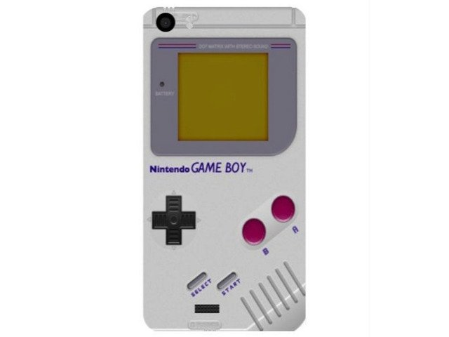 Obudowa Case Etui iPhone 6/6s PLUS GAMEBOY CLASSIC