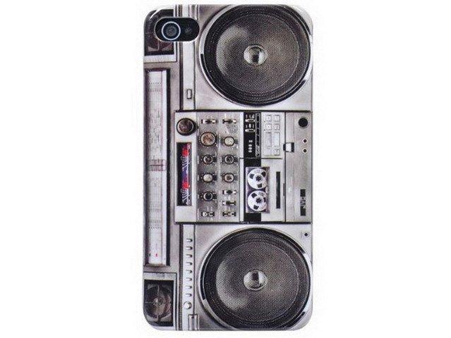 Obudowa Case Etui iPhone 6/6sPLUSOld School RADIO