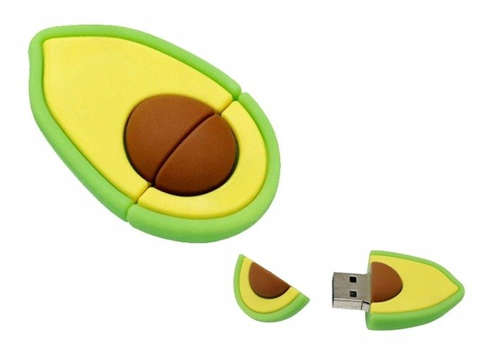 PENDRIVE AWOKADO Owoc USB PAMIĘĆ Flash 32GB