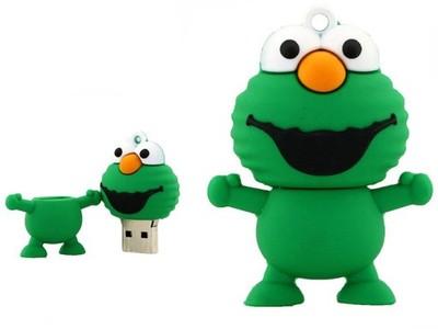 PENDRIVE ELMO Sezamkowa USB Flash PAMIĘĆ FLASH 8GB