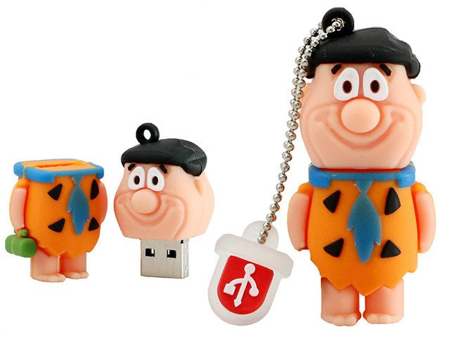 PENDRIVE FRED FLINSTON PAMIĘĆ FLASH USB 64GB