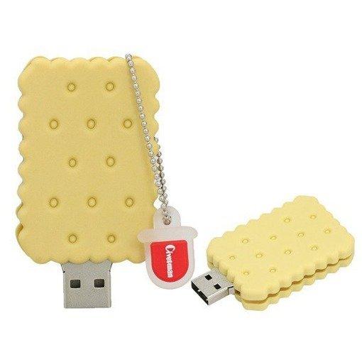 PENDRIVE HERBATNIK CIASTKO USB Flash PAMIĘĆ 8GB