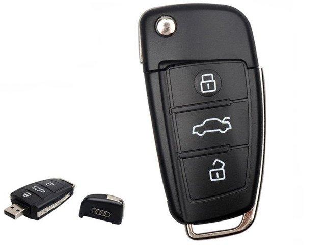 PENDRIVE KLUCZYK Audi A2 A4 A3 A6 Klucz USB