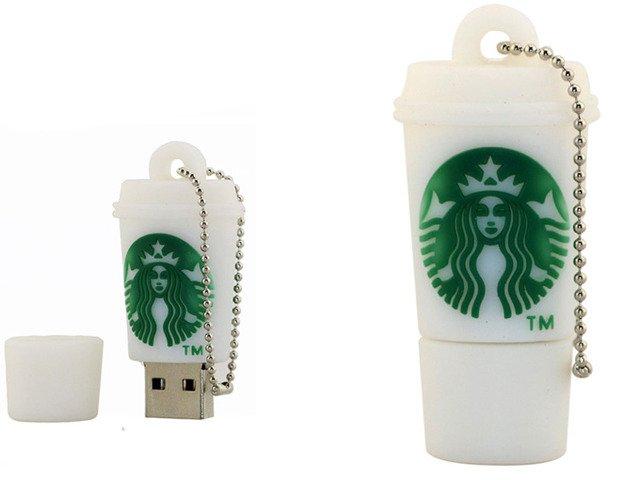 PENDRIVE KUBEK Kawy Starbucks USB Flash
