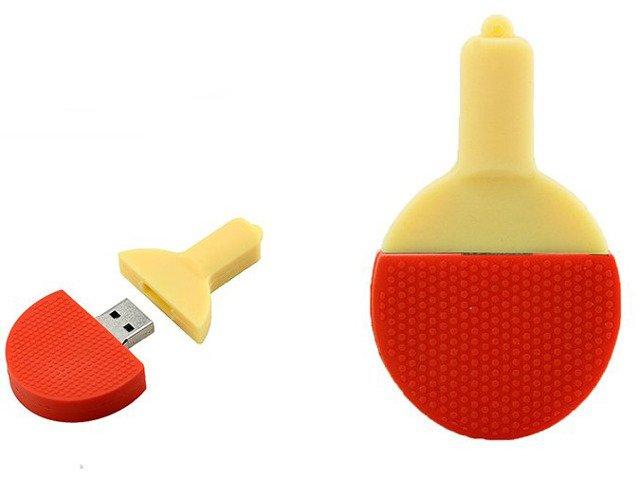 PENDRIVE PALETKA Ping pong SPORT USB PAMIĘĆ 16GB