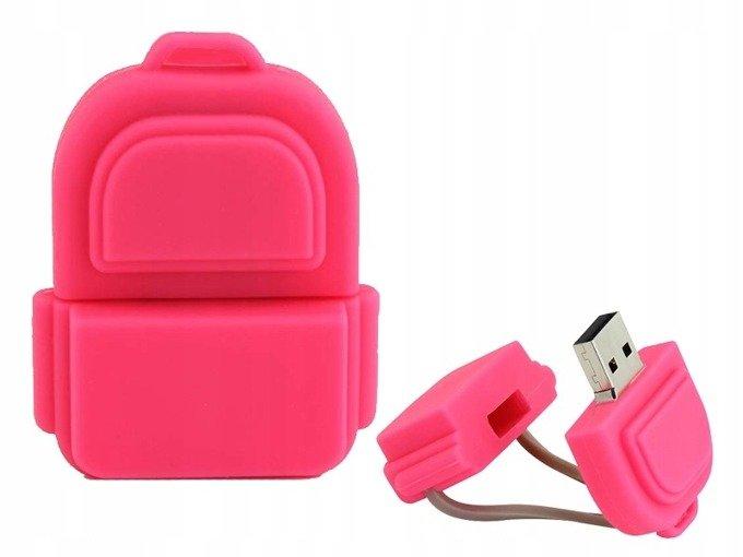 PENDRIVE PLECAK Szkoła Róż PAMIĘĆ USB Flash 16GB