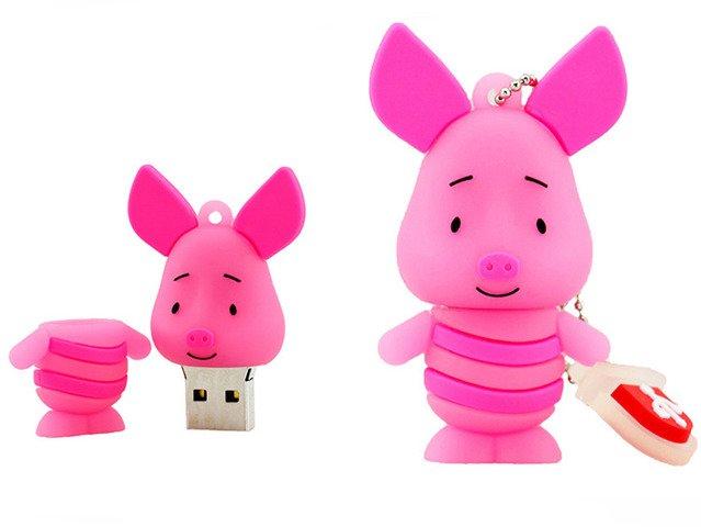 PENDRIVE PROSIACZEK Kubuś Puchatek USB FLASH 8GB