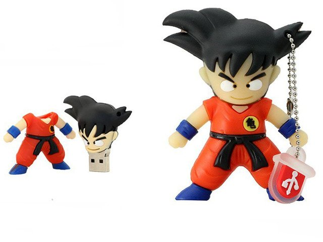 PENDRIVE SONGO BAJKA USB Dragon Ball PAMIĘĆ 32GB