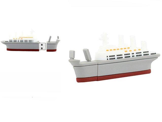 PENDRIVE STATEK PREZENT Titanic USB Pamięć 16GB